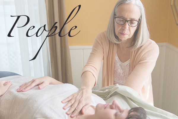 Craniosacral Therapy for People