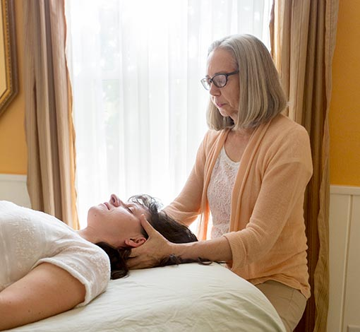Karen Partisch, Licensed Craniosacral Therapist