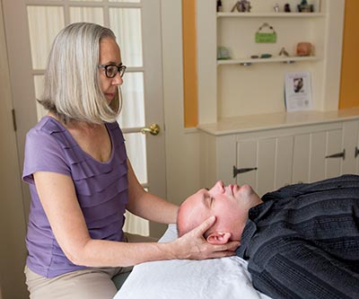 Craniosacral Therapy with Karen Partisch